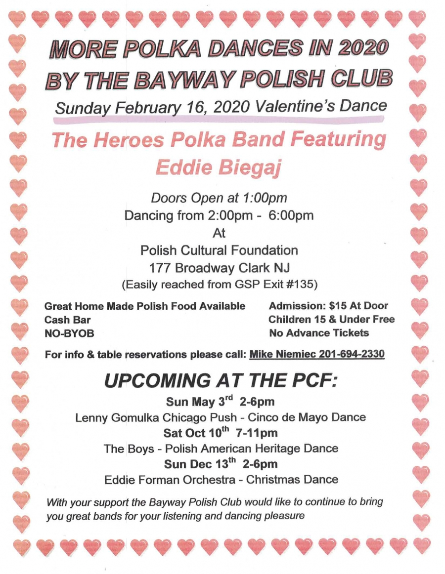 Polka Dances at the Polish Cultural Foundation